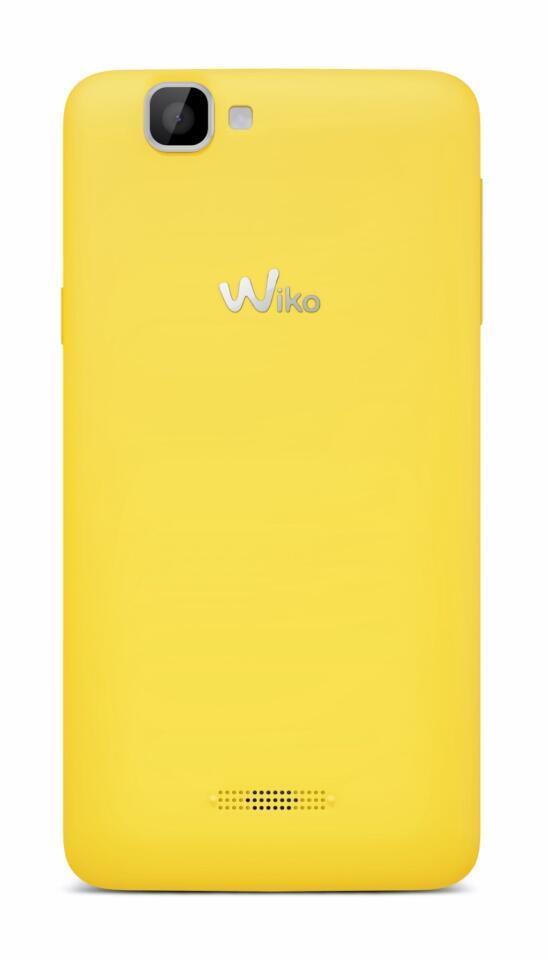 Wiko_RAINBOW_yellow_back 8