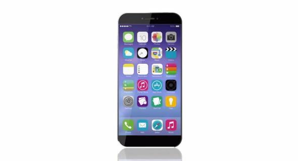 iOS 8 Konzept TechRadar