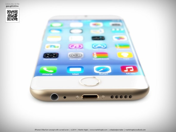 iPhone Curved Konzept (6)