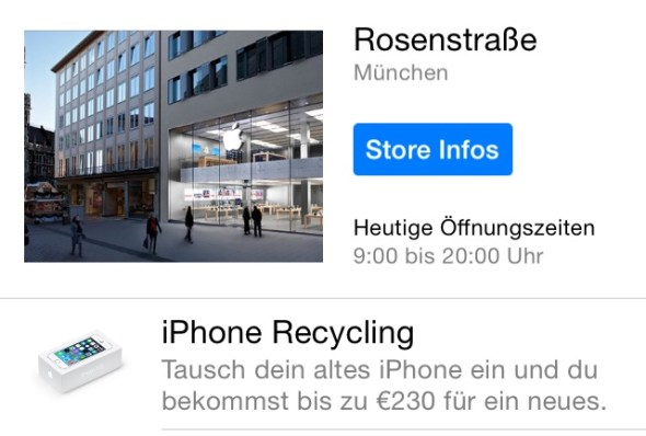 iPhone Recycling