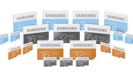 lineup_microSD and SD cards