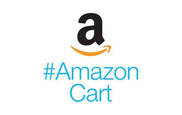 AmazonCart Header