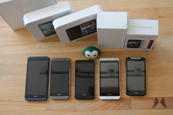 HTC Desire 610 und 816 003