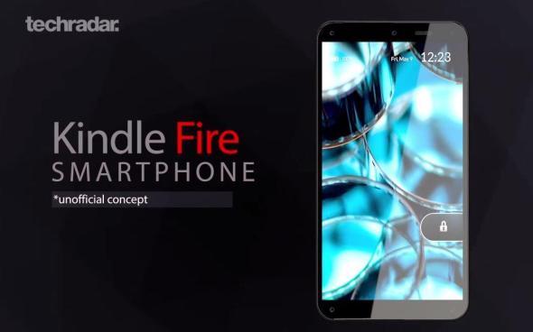 Kindle Fire Phone Konzept
