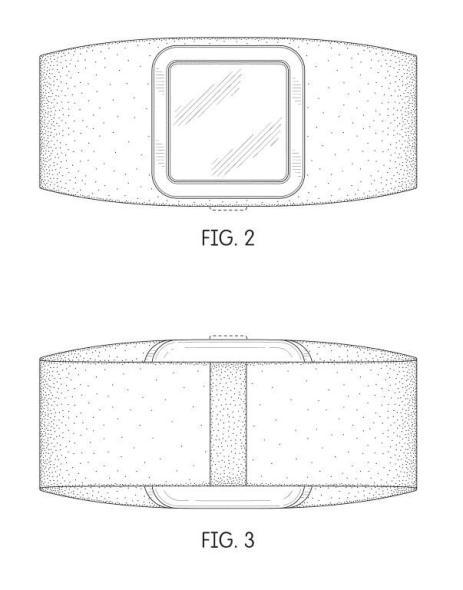 Microsoft Band Patent (1)