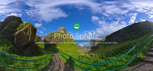 Photo Sphere