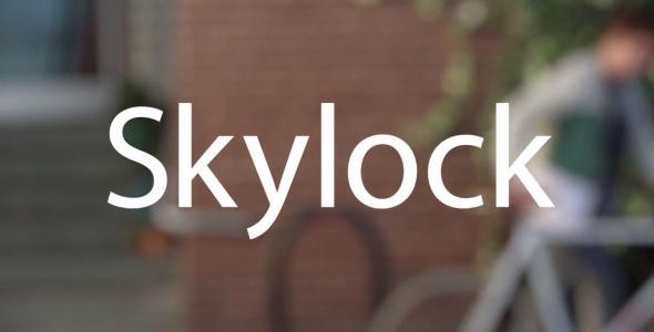Skylock Logo Header