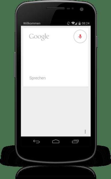 Sprachsteuerung unter Android