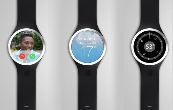 iWatch Konzept Uhren 2