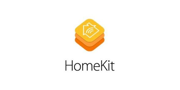Apple HomeKit Logo Header