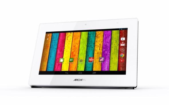 Archos_Smart-Home-Tablet_ffront 2