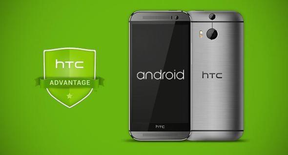 HTC Advantage Android L Update Header