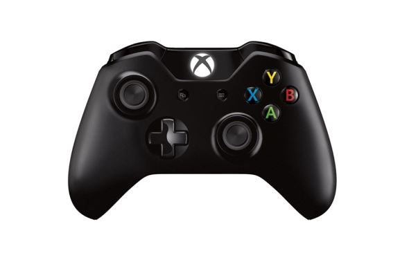 Microsoft Xbox One Controller Header+