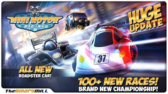 Mini Motor Racing 1