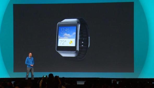 Samsung Gear Live 1