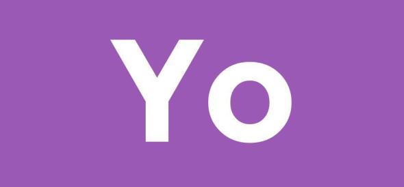 Yo Logo Header