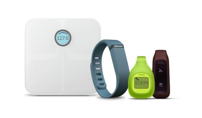 Fitbit Geräte Header