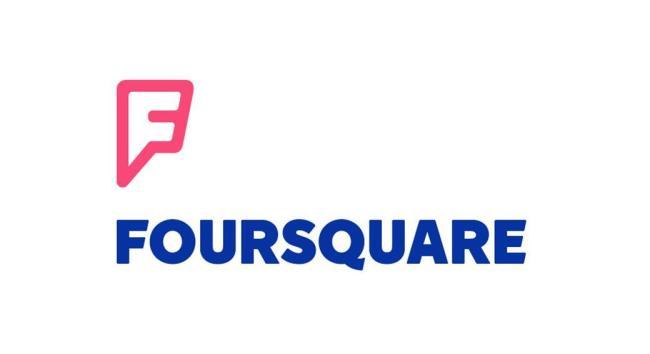 Foursquare Logo 2014 Header