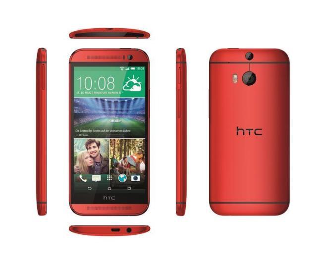 HTC One M8 Rot