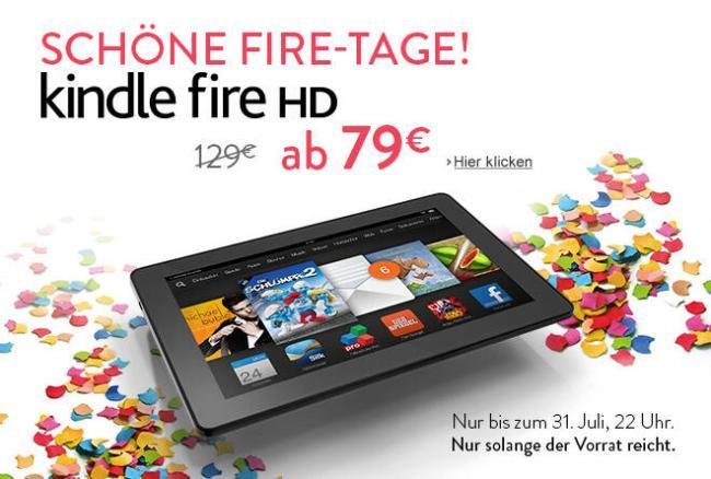 Kindle Fire Angebot