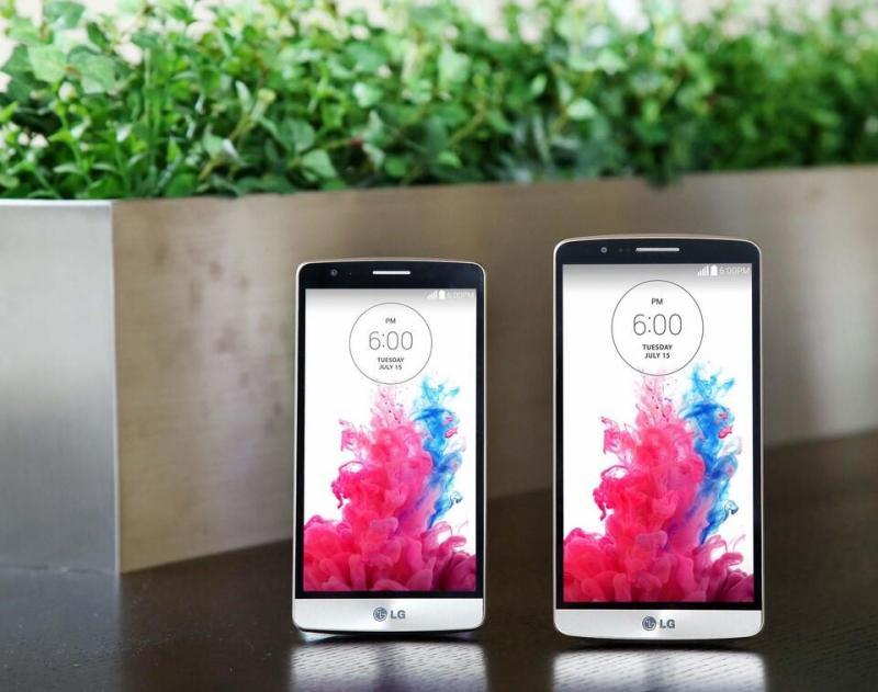 LG G3 vs G3s