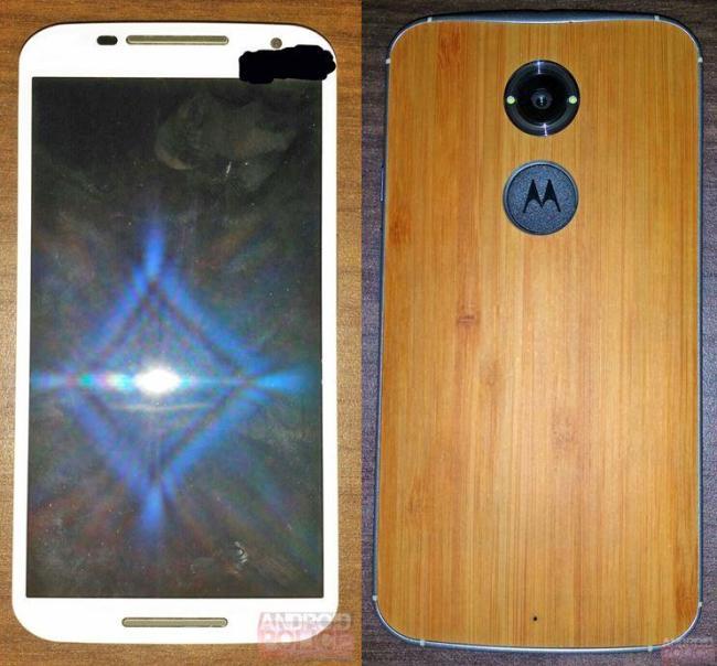 Motorola Moto X+1 Front Back
