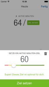 Runtastic Me App Screenshots (2)