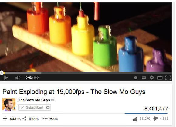 YouTube testet neues Button-Design auf den Videoseiten
