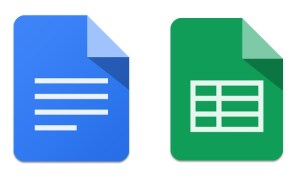 google docs sheets