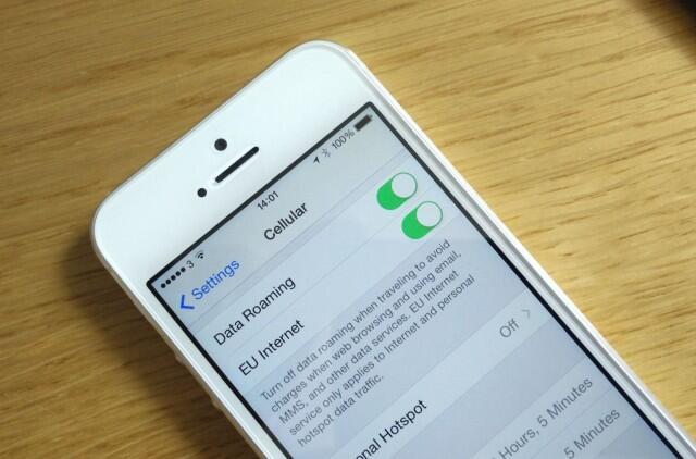 neue roaming