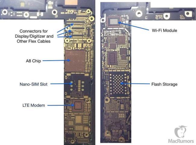 iPhone 6 Logic Board 03