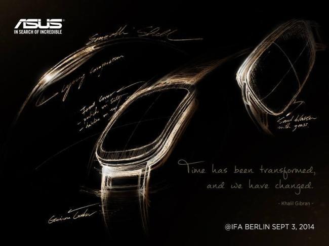 Asus Smartwatch