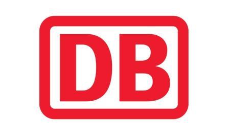 Deutsche Bahn DB Logo Header