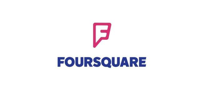 Foursquare Logo Icon Header