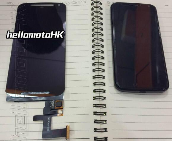 Motorola X+1 Frontpanel 01
