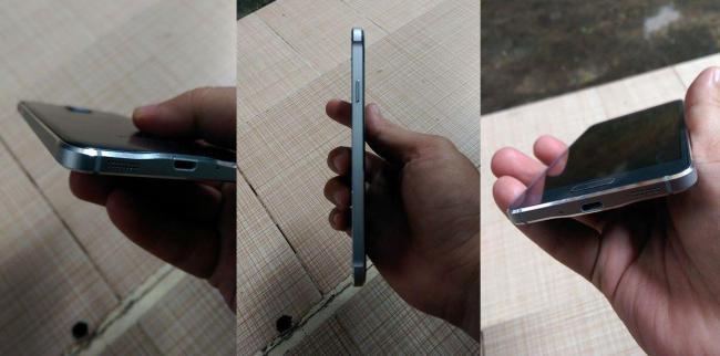 Samsung Galaxy Alpha Leak Seite