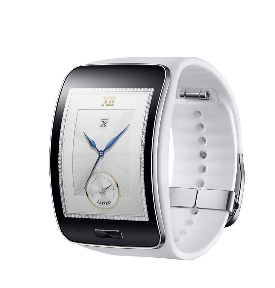 Samsung Gear S_Pure White_2_960