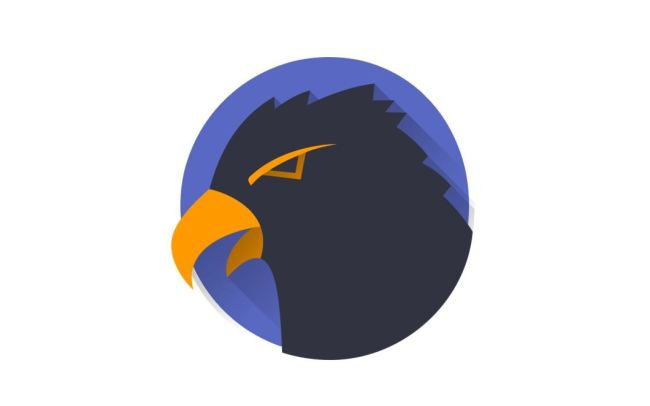 Talon Twitter Icon Logo Header