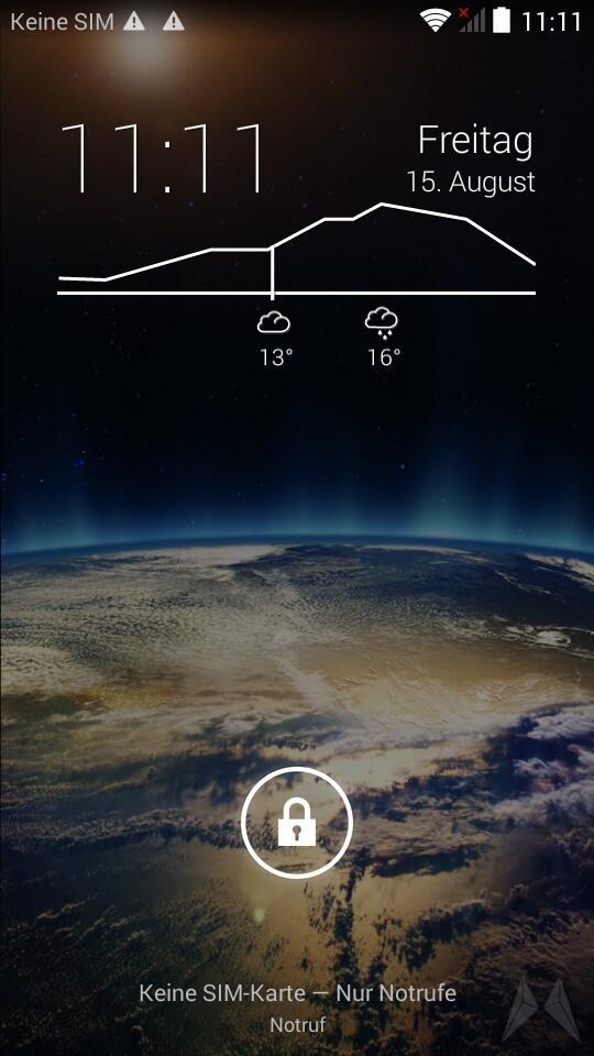 Vodafone Smart 4 Power Screen (10) 10