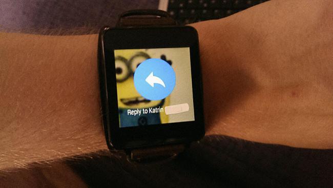 WhatsApp Beta Android Wear