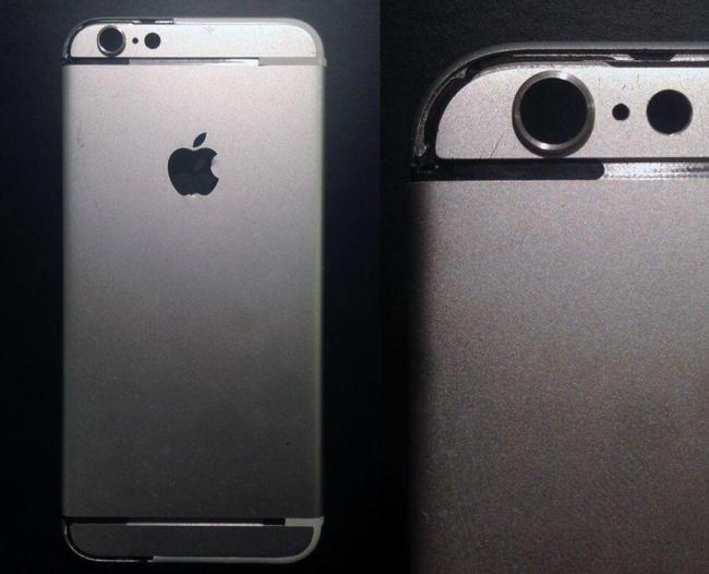 iPhone 6 Kameraring