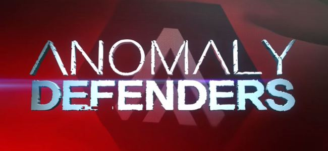 Anomaly Defenders Header