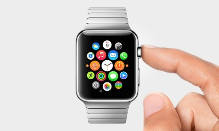 Apple Watch Front