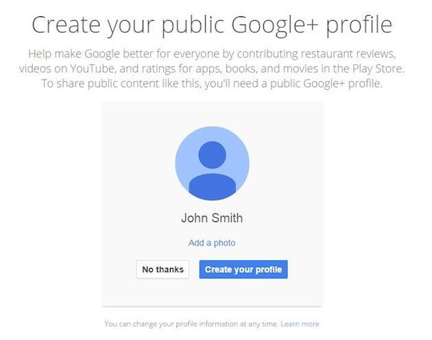 Gmail Google Plus Konto erstellen