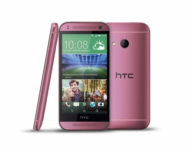 HTC One mini 2 Pink (1)