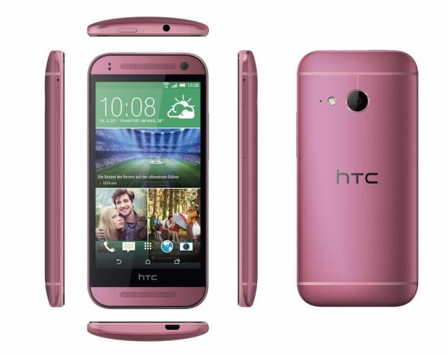 HTC One mini 2 Pink (2)