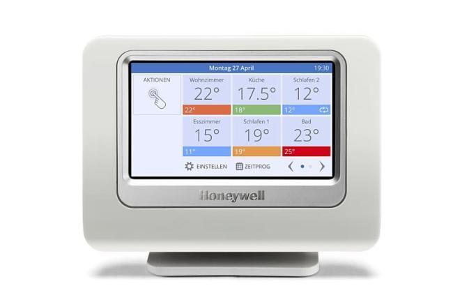 Honeywell Steuerung