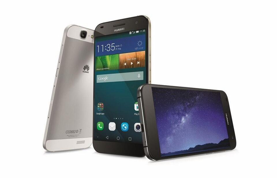 Huawei Ascend G7 Header