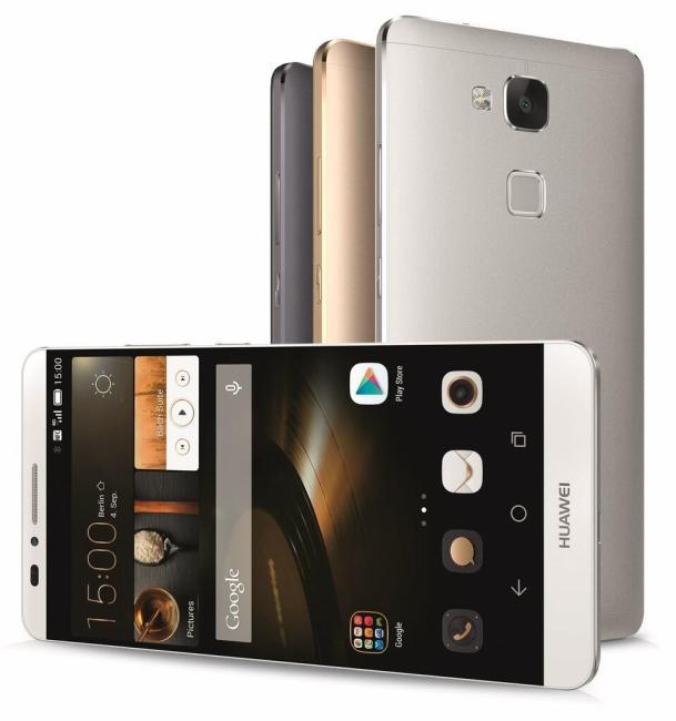 Huawei Ascend Mate 7 Gruppe 2