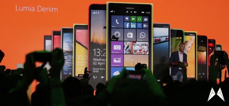 Nokia Lumia 735: Unser Eindruck vom Selfie-Phone auf der IFA